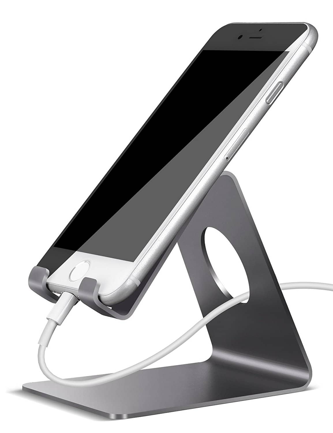Lightning deal: Cell Phone Stand, Lamicall iPhone Dock for $7.48 @Amazon