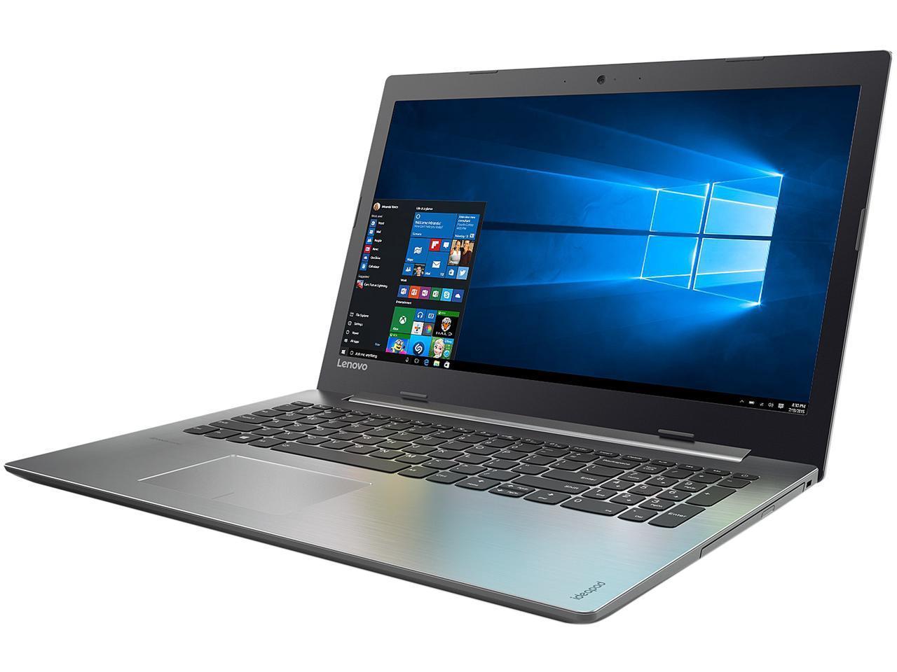 "Lenovo Laptop IdeaPad 320 80XL03BQUS Intel Core i7 7th Gen 7500U (2.70 GHz) 12 GB Memory 256 GB SSD NVIDIA GeForce 940MX 15.6"" Windows 10 Home $600"