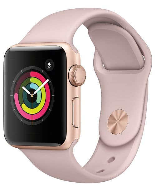 Apple Watch series 3 ($279)at Macy's