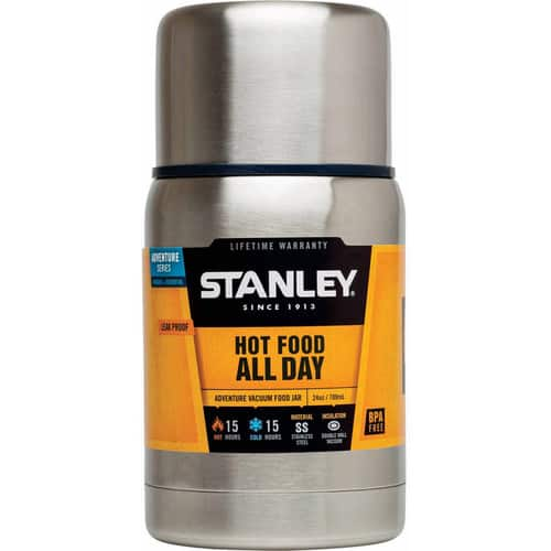 24%-47% off, Stanley Adventure Vacuum Insulated Food Jar 14, 18, or 24 oz @Amazon