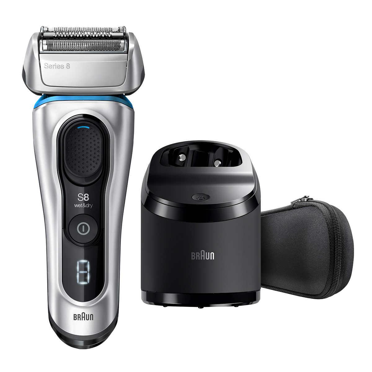 Costco members: Braun Series 8 Electric Shaver ($179.99-$50=) $129.99