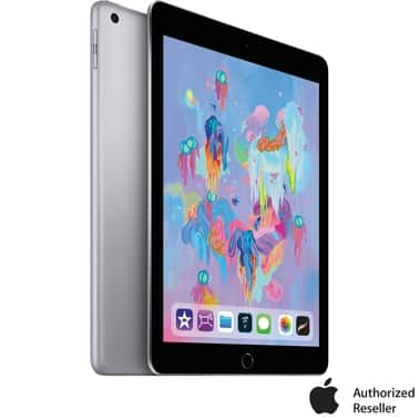 MILITARY ONLY**** 2018 Apple iPad 9.7 in. 32GB with WiFi $200 AC = $200 ipad is back