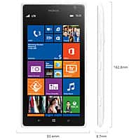 Newegg Deal: Nokia Lumia 1520.3 Black with US LTE bands Unlocked 489.99 FS at Newegg (after 6pm PDT, 8pm Central, 9pm Eastern)