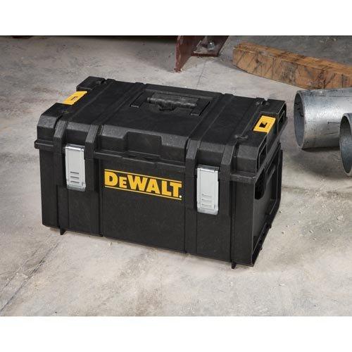 $33.99 - DEWALT Tough System Case DS300 DWST08203H Large Tool Box - Amazon.com
