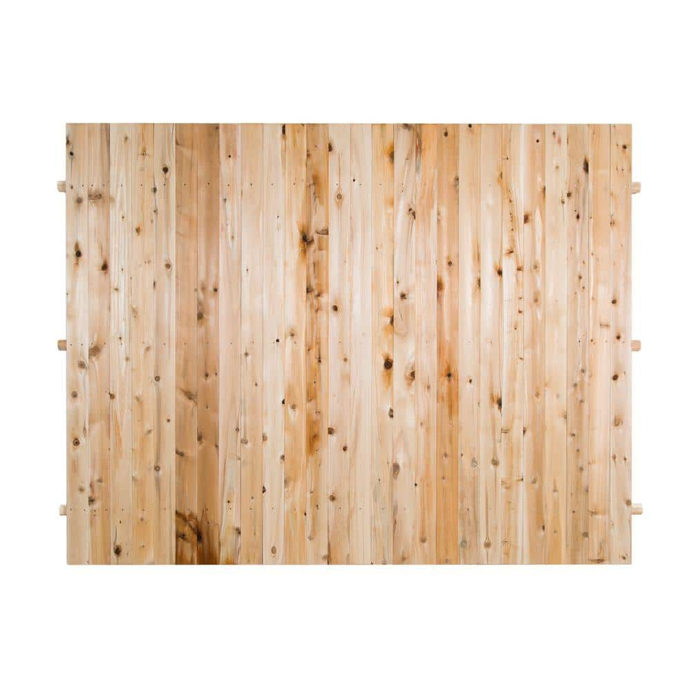 Picket Fence Panels for 1$ @ Home Depot $1