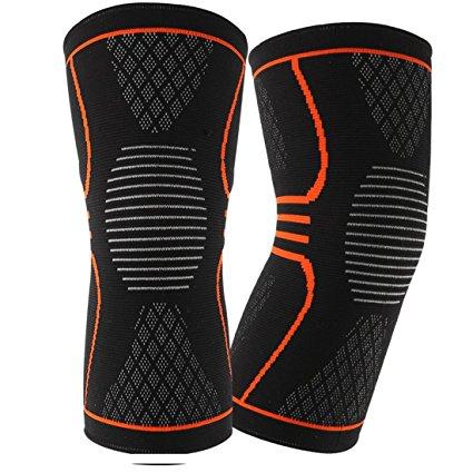 EveShine Knee Compression Sleeve (1 Pair) $7.99 @Amazon