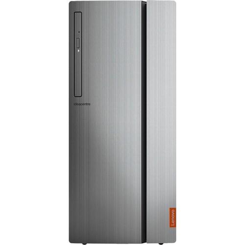 Lenovo - IdeaCentre 720-18ASU Desktop - AMD Ryzen 5-Series - 8GB Memory - 1TB Hard Drive - Silver $499