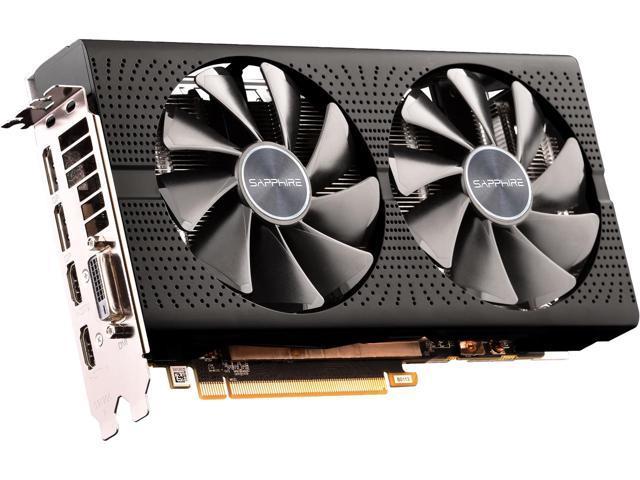 Sapphire Radeon PULSE RX 590 8GB $190