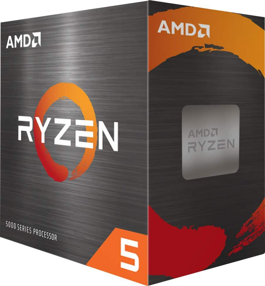 AMD Ryzen 5 5600X $279.99