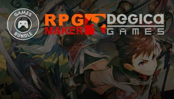 RPG Maker Bundle ($751 worth of software) As Low as $1