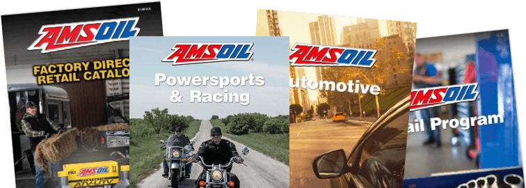 AMSOIL Free Shipping on Orders of $50 or more and Save 25% off purchase when join Preferred Customer Program