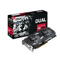 Microcenter - ASUS Dual Radeon RX 580 Overclocked $140 AR