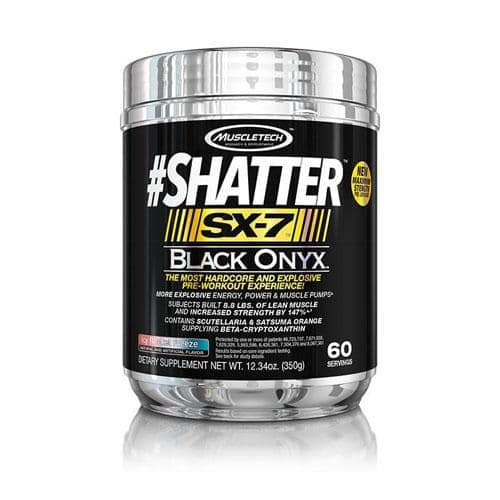 Muscletech SX 7 Black Onyx Pre Workout and Fish Oil both 30% off + Bogo (free shipping) $24.95