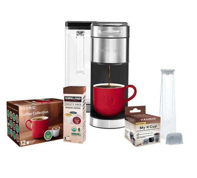Keurig K-Supreme Plus C Single Serve Coffee Maker $100 - Costco