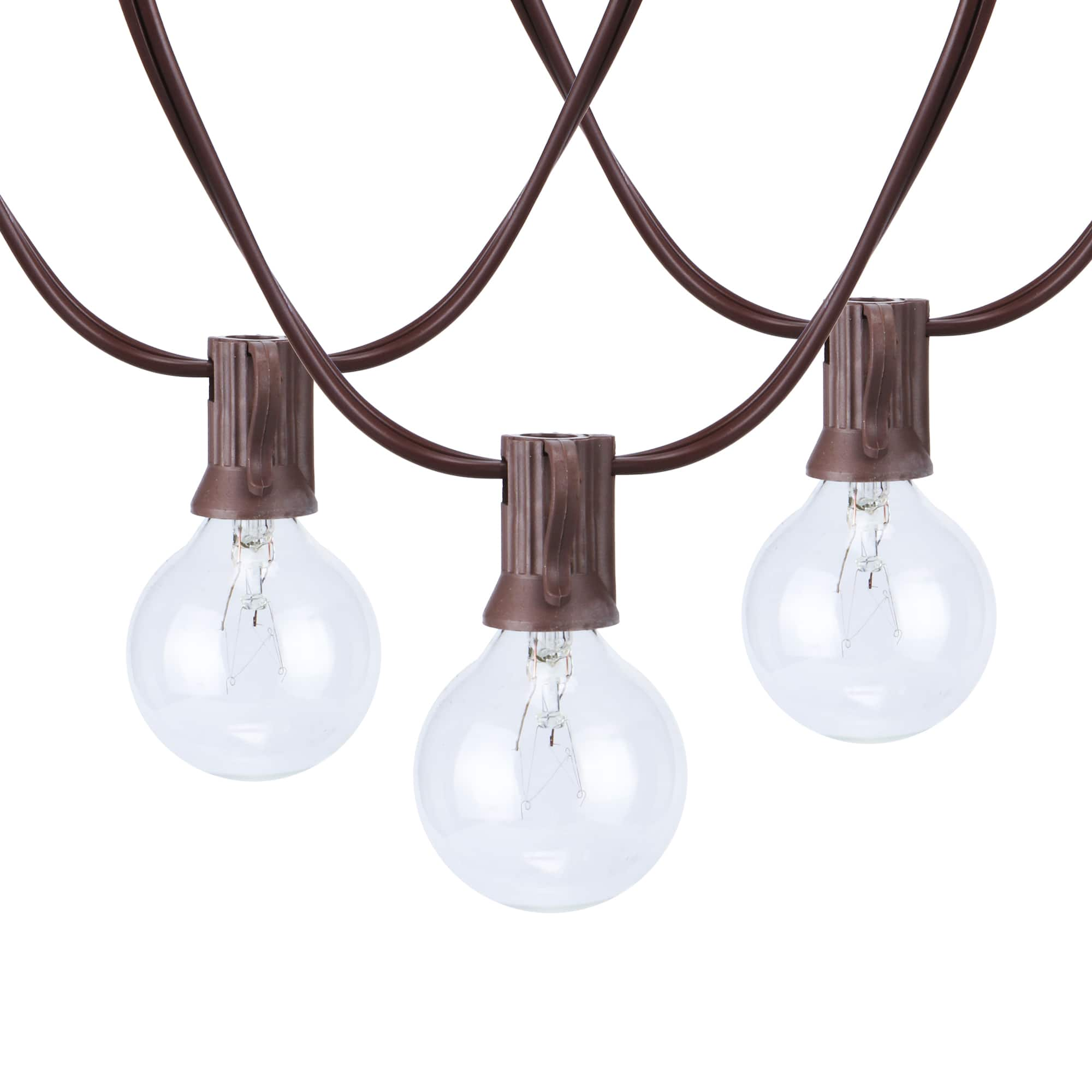Better Homes and Gardens String lights 18.7 feet small globes $12.78
