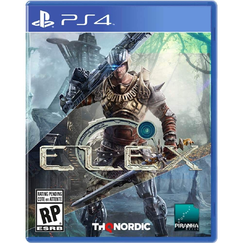 Elex PS4 Game $23.99