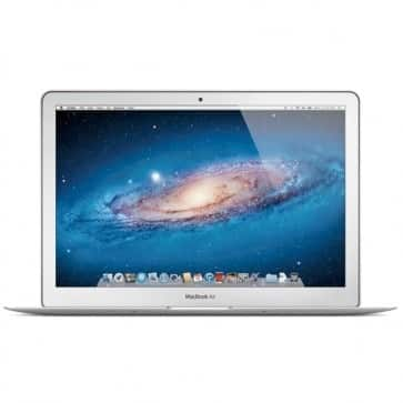 "Apple MacBook Air 11.6"" Core i5-5250U Dual-Core 1.6GHz 4GB 128GB SSD MJVM2LL/A (REFURB) - $347.99"