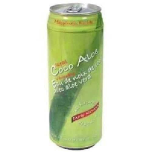 Taste Nirvana Coco Aloe, Coconut Water with Aloe Juice, 16.2 Ounce Cans (Pack of 12) $15.6 +FS @amazon