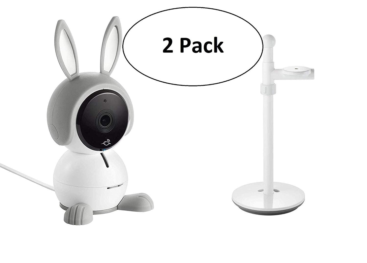 Arlo Baby All-in-One Baby Monitor + Table/Wall Stand $189.84