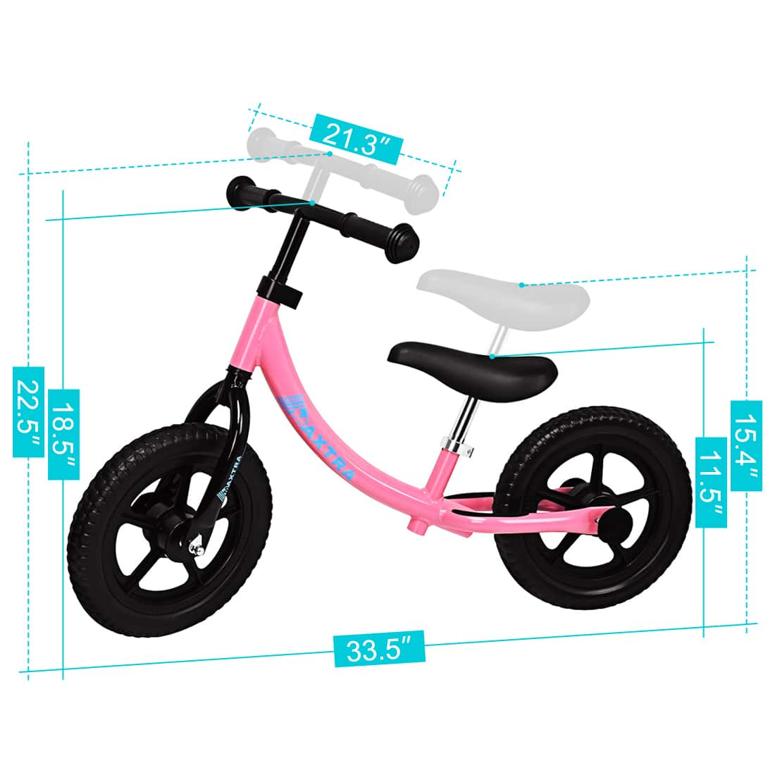 12'' Ride and Glide Sports Balance Bike No-Pedal only for $49.99 W/FS @Wm---Order soon