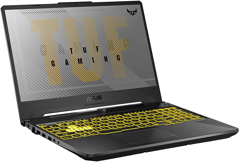 CUK ASUS TUF 506 Gaming Laptop PC (AMD Ryzen 7 4800H CPU, 16GB RAM, 512GB NVMe SSD) $999.99