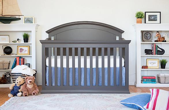 Million Dollar Baby Wembley Convertible Crib: 40% Off $239.99