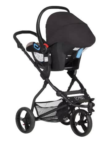 Kohl's: Buy Any Mountain Buggy Mini Stroller, Get a Free Infant Car Seat ($199.99 Value) $299.99