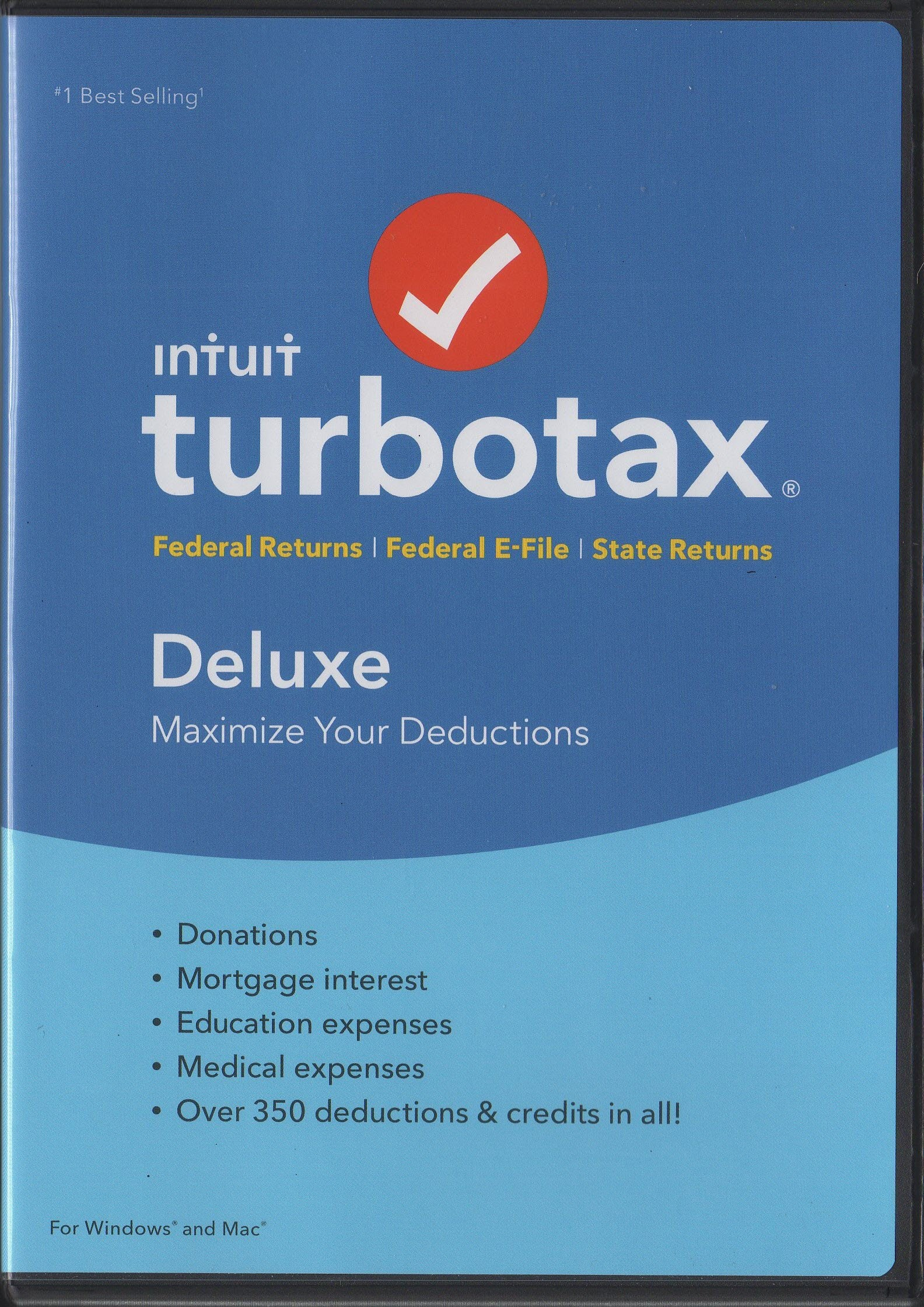 Cheap turbotax deluxe 2018 costco