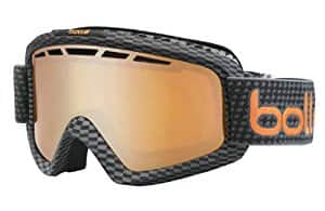 Bolle Nova II 21071 Goggles Carbon Frame Modulator Citrus Gun Lens $19.95 free shipping at Amazon