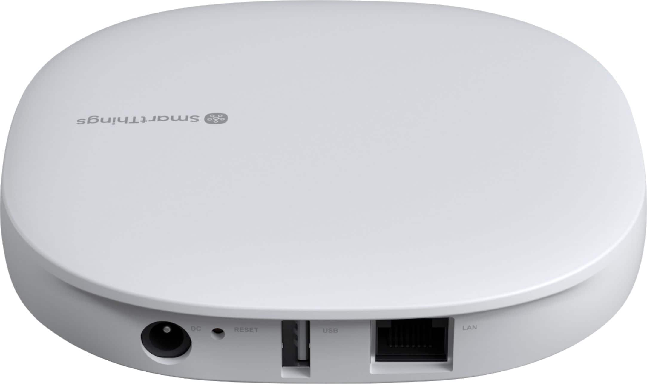 Samsung - SmartThings Hub - White - 3rd Gen $59.99