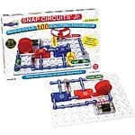 Snap Circuits Jr. SC-100 Electronics Discovery Kit, $16.79 FREE Shipping on orders over $35 or FS with Prime