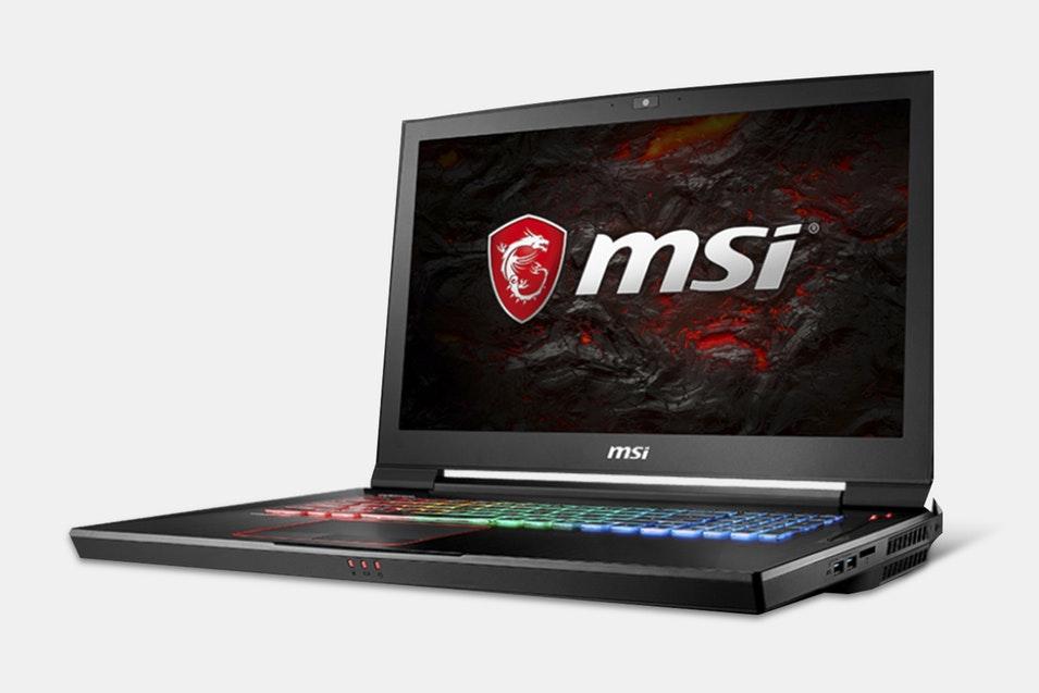 """MSI GT73VR TITAN Pro 17.3"""" 120Hz Gaming Laptop $1999"""