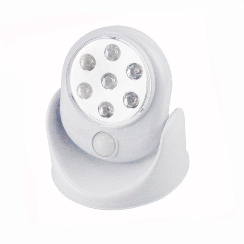 Battered Powered Cordless Motion Sensor Lamp $6.59 + FS (Prime)