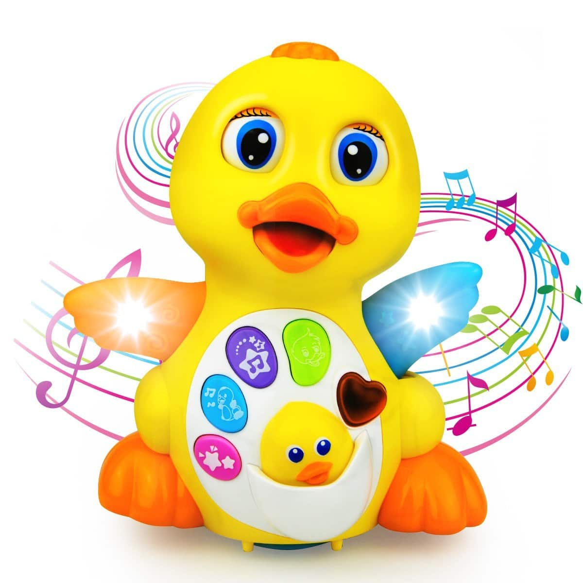 Musical Dancing Singing Duck Toy $10.79 + FS (Prime)