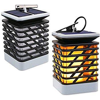 Solar Powered Waterproof Hanging Lantern Light $10.50 + FS (Prime)