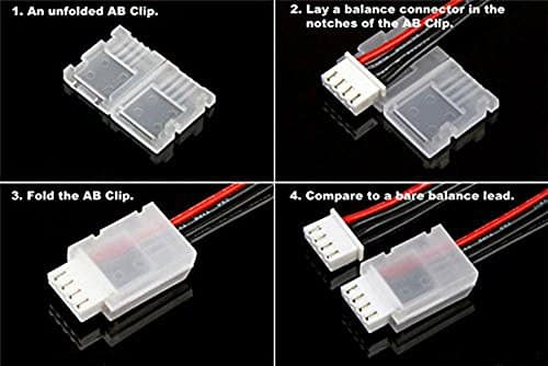 Lipo Battery Balance Plug Connector 10 Pack $3.75 + FS (Prime)
