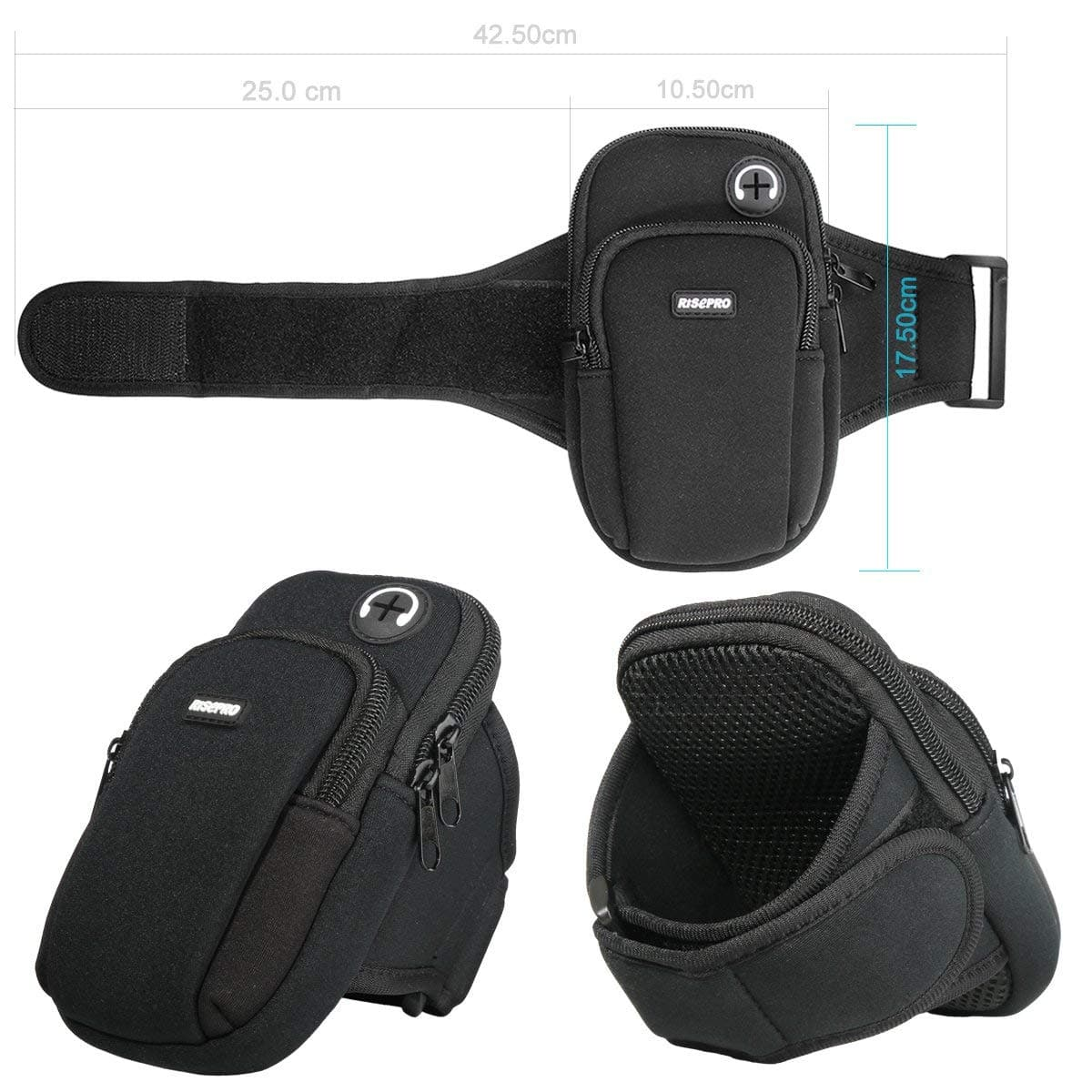 Neoprene Smartphone Armband Workout Case $3.48 AC + FS (Prime)