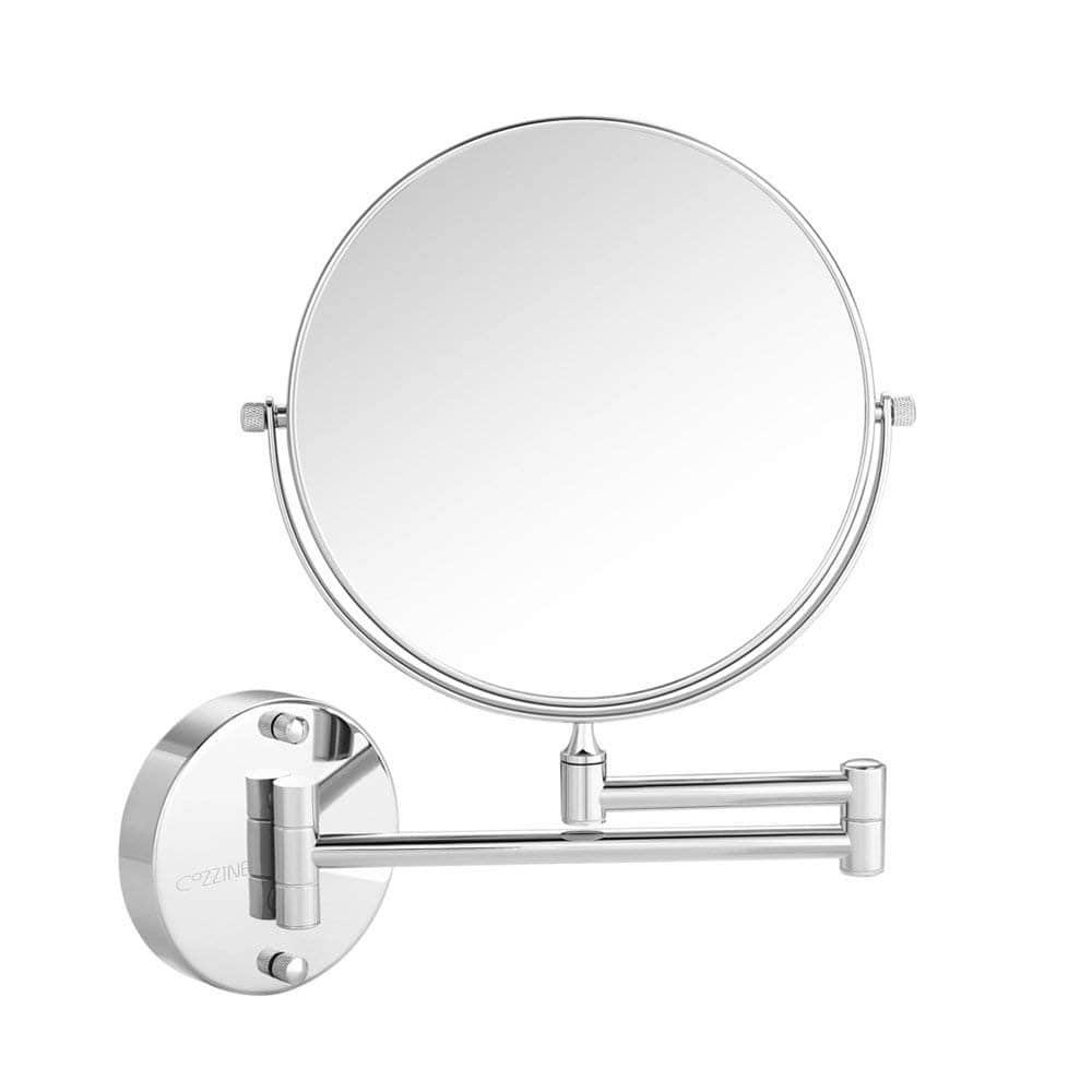 Wall Mount 7x Magnifying Makeup Mirror $14.99 AC + FS (Prime)