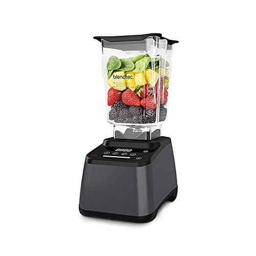 Blendtec Designer 625 with WildSide Jar [Black only], 8-year warranty, $239 after 20%off Coupon @ Bed Bath and Beyond
