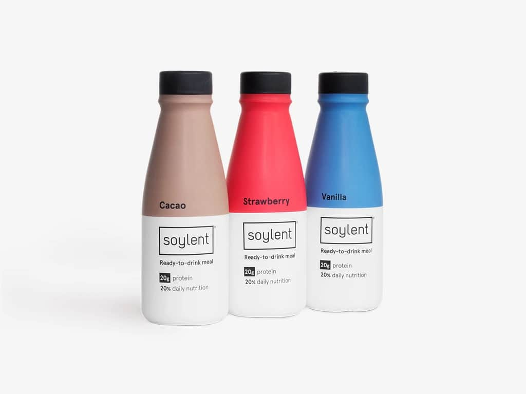 Soylent EVERYTHING 30% off + $5 Gift Card - Cyber Monday Only CODE: CYBER30 (i.e 12 Bottles most flavors for $25.93 with S&S before $5 giftcard)