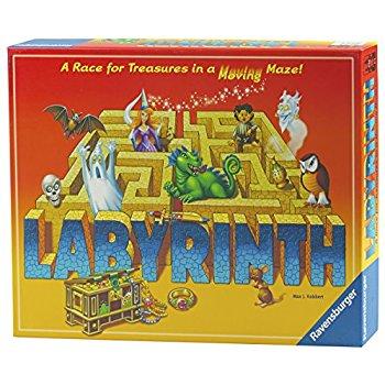 Ravensburger Labyrinth Board Game - Amazon $13.5