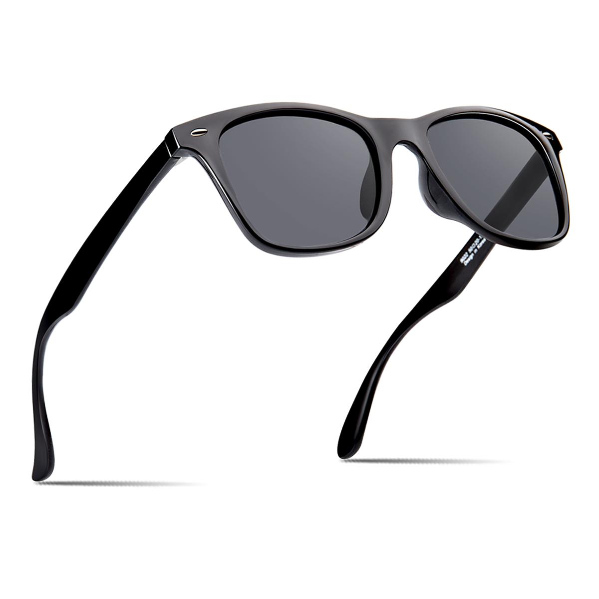 35% OFF High-Quality Polarized Wayfarer Sunglasses Unisex $11.69