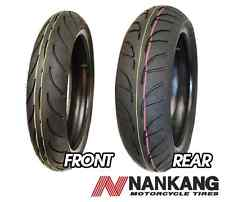 Motorcycle Tires - Nankang Roadiac Front and Rear Sets starting $157.52 (Thats like $20-40 lower than current lows)