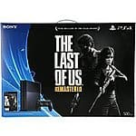 10% off select gaming accessories including PlayStation 4 Last of US Remaster 500GB Bundle @ Newegg