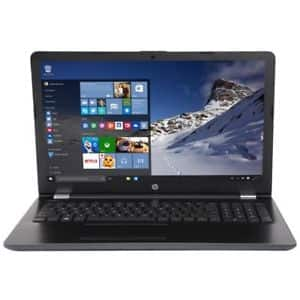 "HP Notebook 15-bs033cl 15.6"" Touch Laptop Intel i3-7100U 2.4GHz 12GB 1TB HDD W10 $319.99"