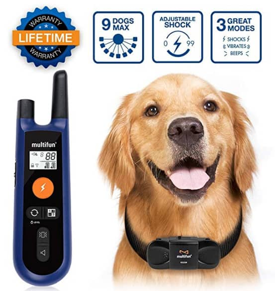 Remote Dog Training Collar for Small Dogs $19.99