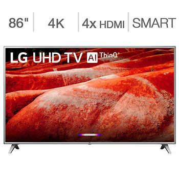 "LG 86"" Class - 8 Series - 86UM8070AUB  4K UHD LED LCD TV - $100 SquareTrade Warranty Bundle Included $1799.98"