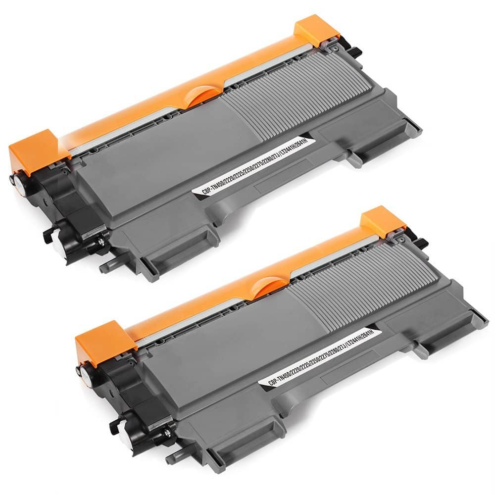 2-pack JARBO Compatible Toner Cartridges Replacement for Brother TN450 $3.56AC