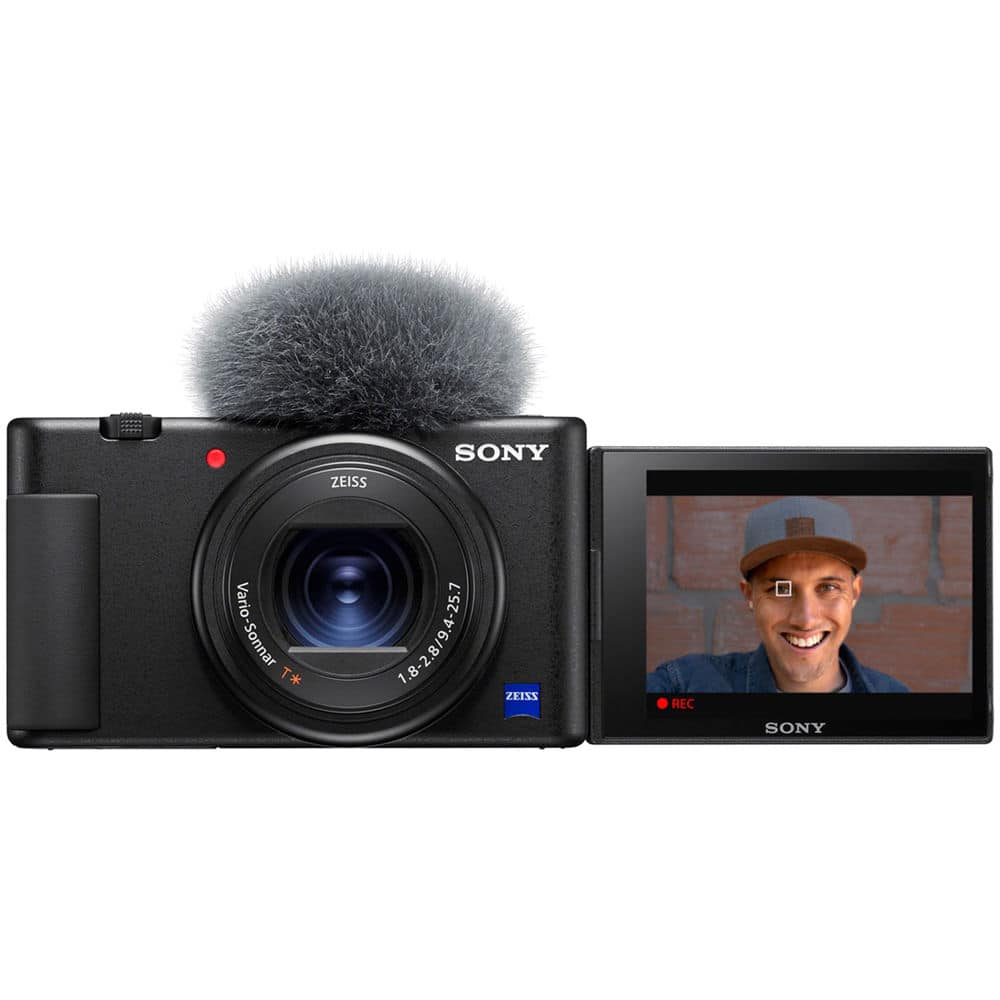 Sony ZV-1 Camera for $698