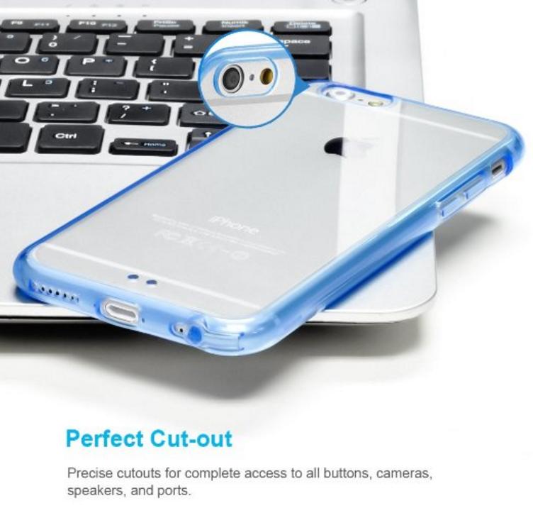 5 Pack Ace Teah Ultra Thin iPhone 6 / 6s Bumper Case - $5.99+FSSS